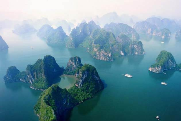Halong bay, Vietnam local tour packages