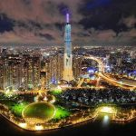 Landmark 81 in Ho Chi Minh, Vietnam tour packages