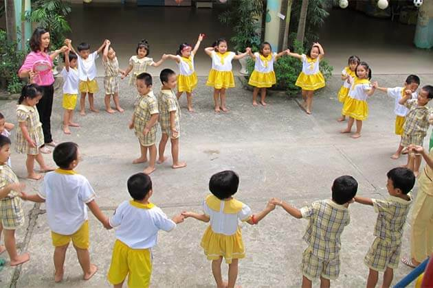 Vietnam Traditional Folk Games – Have You Tried It?