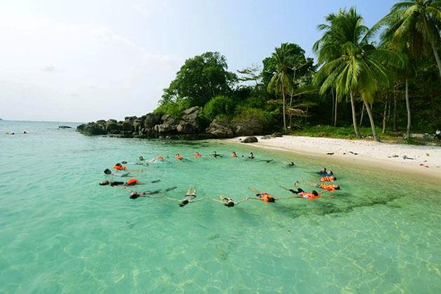 Phu Quoc Beach, Vietnam beach tour