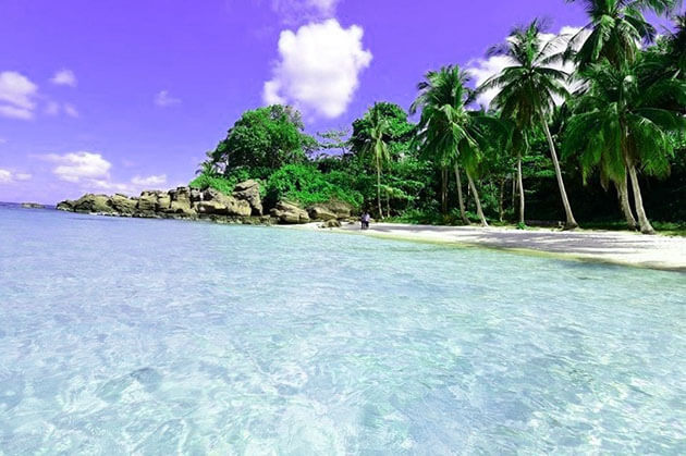 Phu Quoc island, Vietnam Beach Holidays