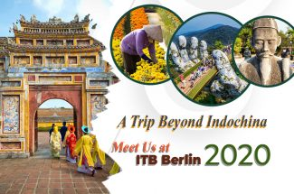 Go Vietnam Tours to Attend ITB Berlin 2020